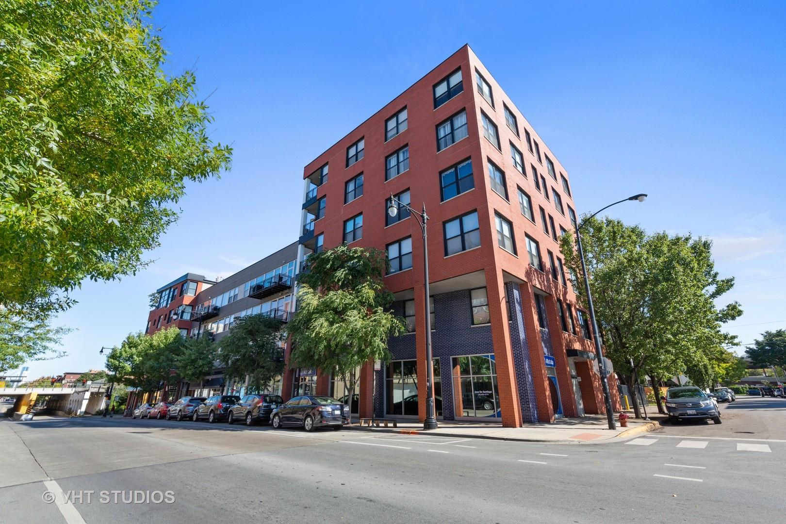 1601 S Halsted Street #205, Chicago, IL 60608 - #: 10928861