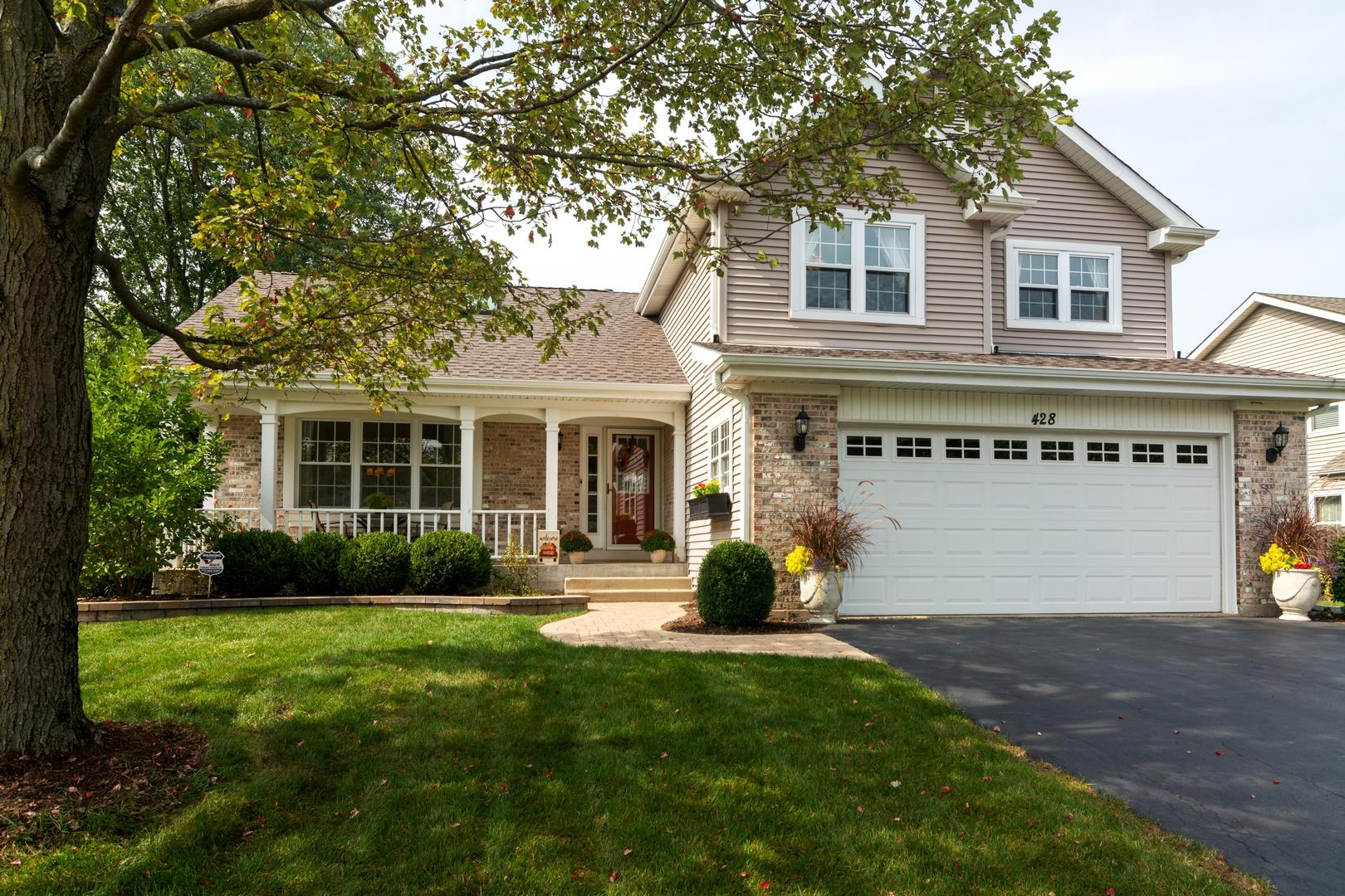 428 Tall Grass Circle, Lake Zurich, IL 60047 - #: 10887862
