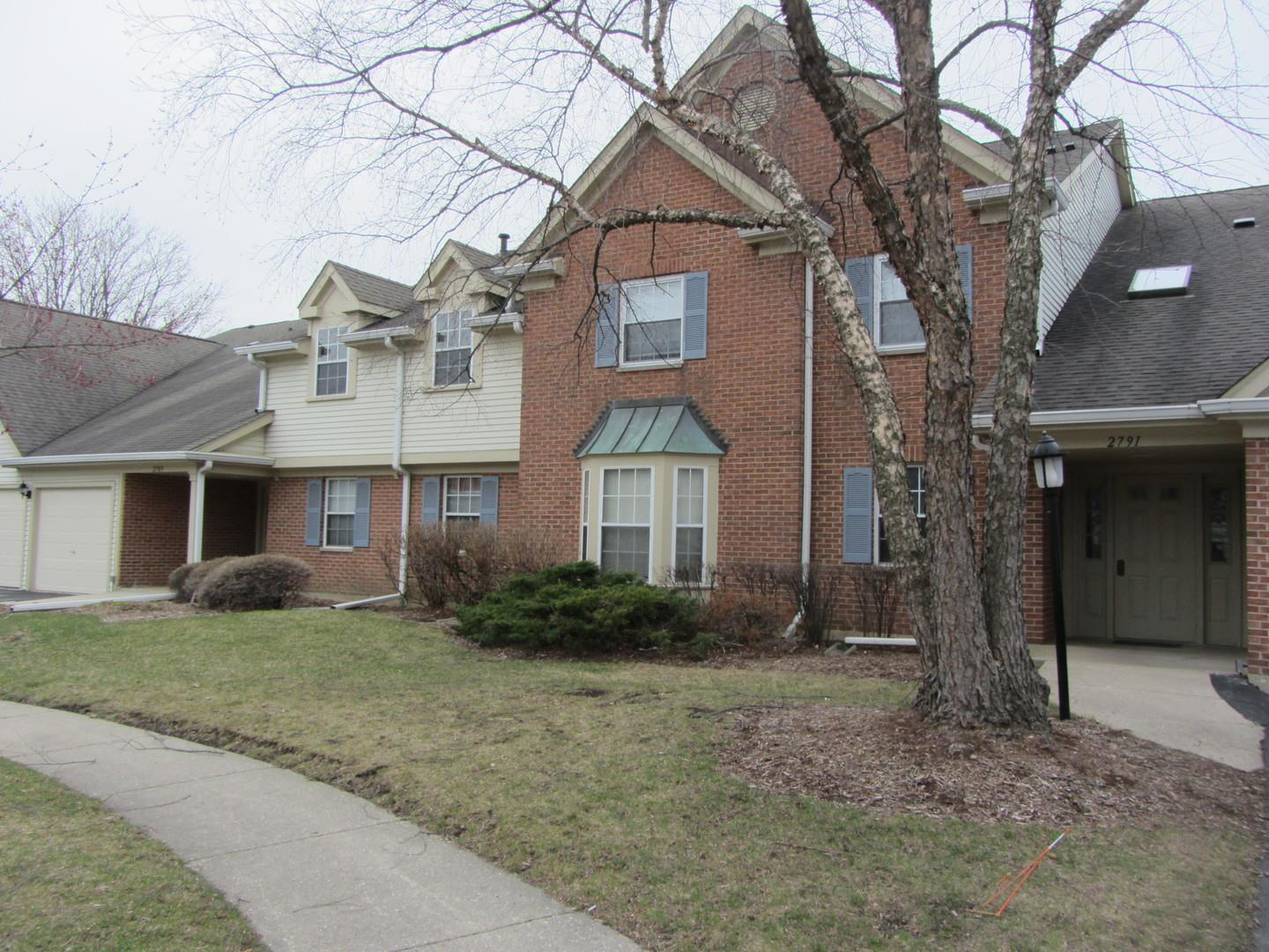 2791 Green Bridge Court #V2, Schaumburg, IL 60194 - #: 11033862