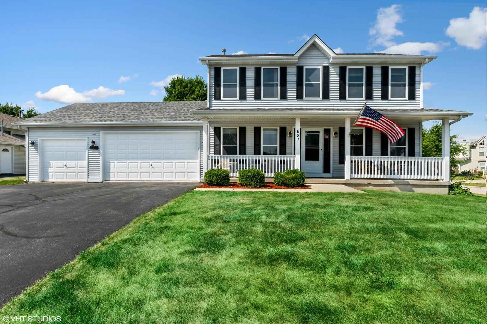 621 WHITMORE Trail, McHenry, IL 60050 - #: 10841863