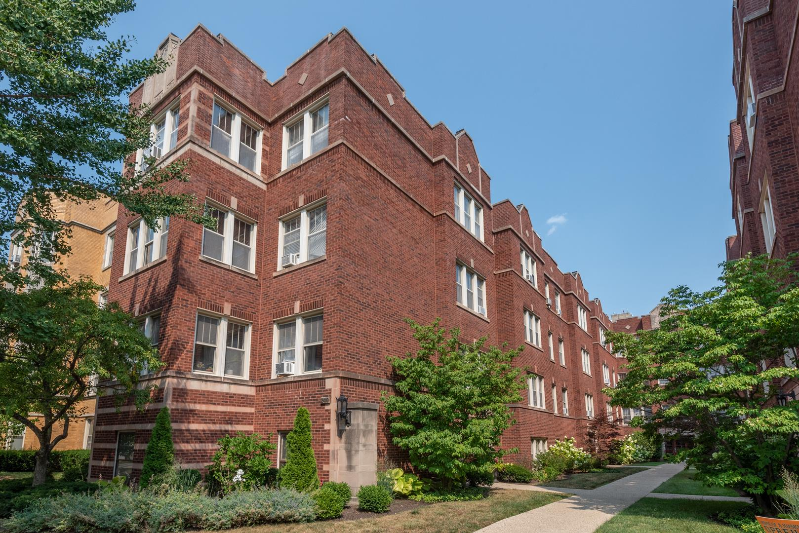 240 S Maple Avenue #3W, Oak Park, IL 60302 - #: 10845865