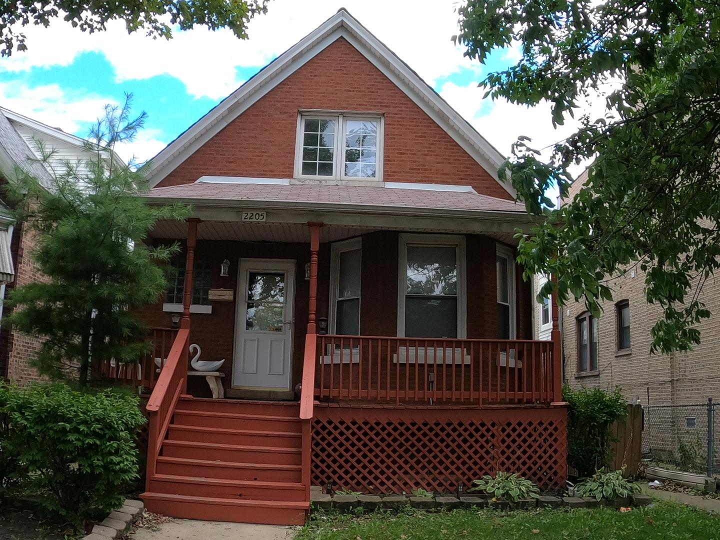 2205 N Kedvale Avenue, Chicago, IL 60639 - #: 10863865