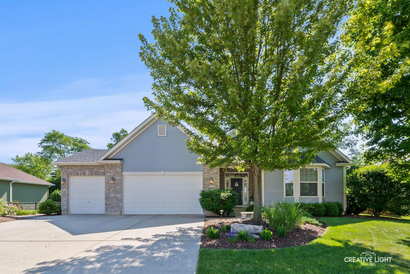 1612 Hoover Trail, McHenry, IL 60051 - #: 10785867