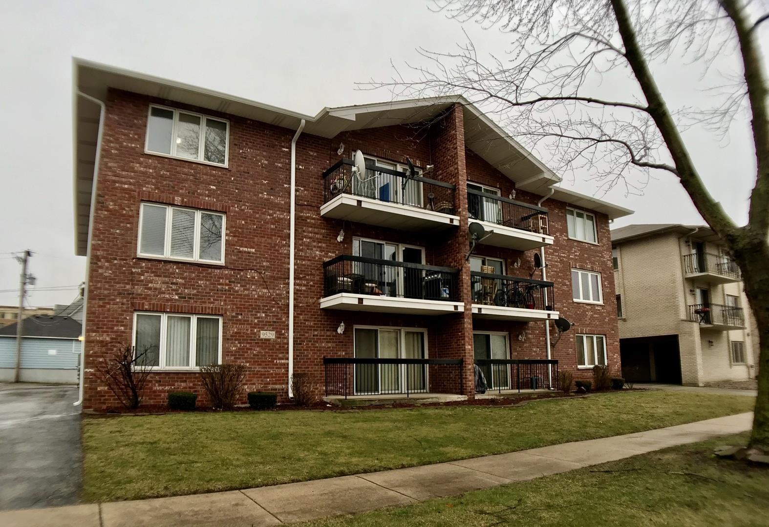 9529 Minnick Avenue #1A, Oak Lawn, IL 60453 - #: 10673868