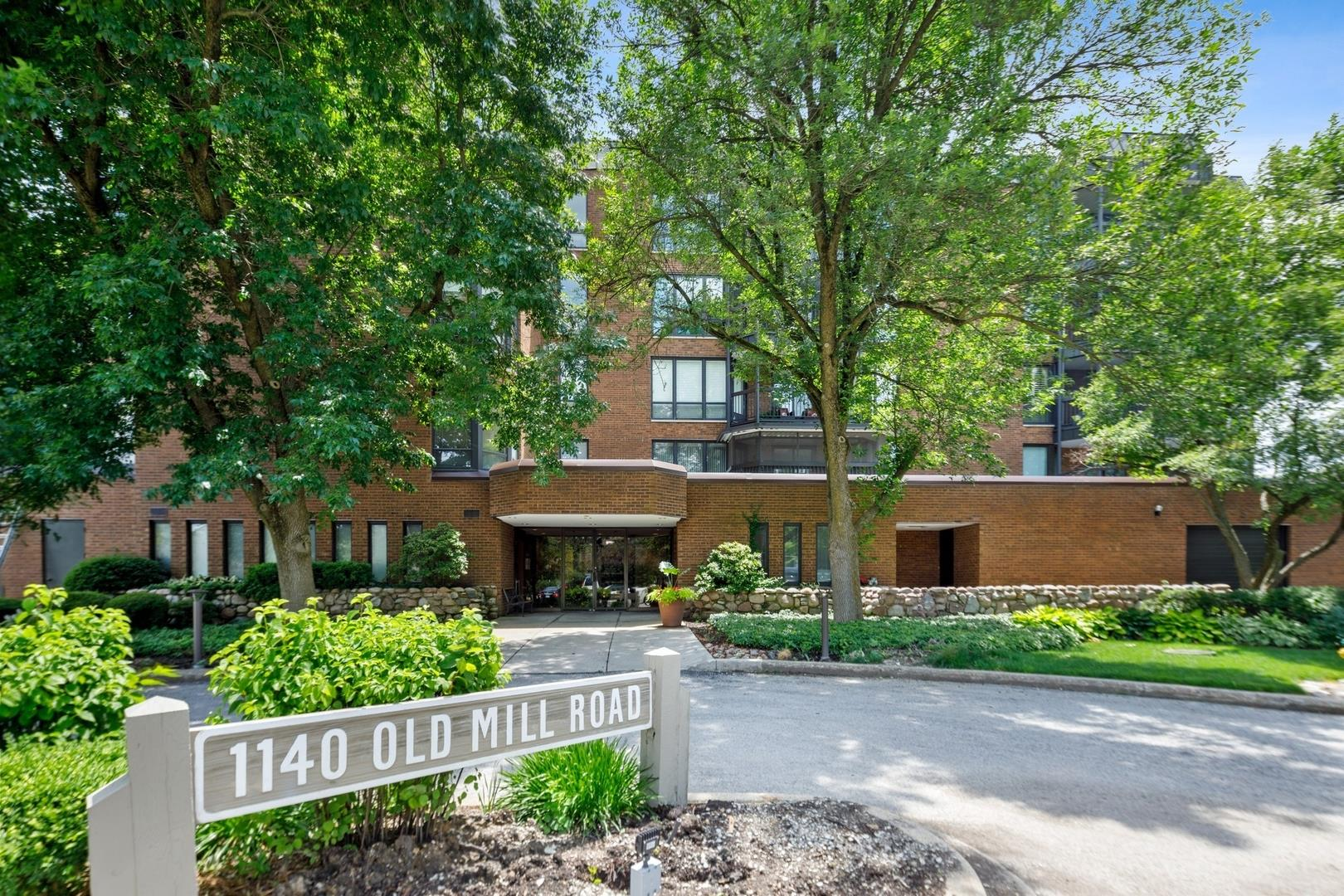 1140 Old Mill Road #406F, Hinsdale, IL 60521 - #: 10764868