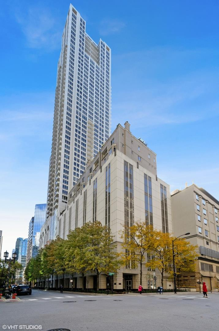 55 E Erie Street #3604, Chicago, IL 60611 - #: 10921870