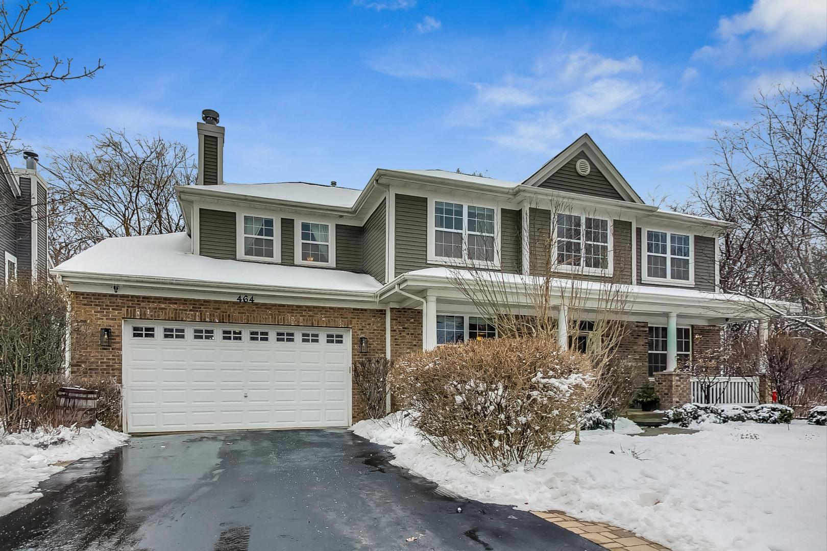 464 Wentworth Circle, Cary, IL 60013 - #: 10963870
