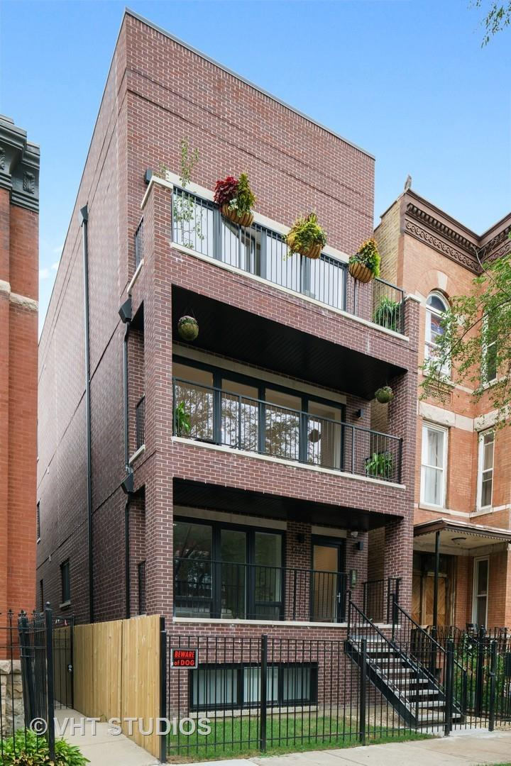 1445 N ROCKWELL Street #2, Chicago, IL 60622 - #: 10849872