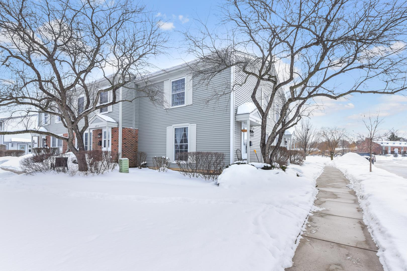 1171 Bunker Hill Court #D, Wheaton, IL 60189 - #: 10981873