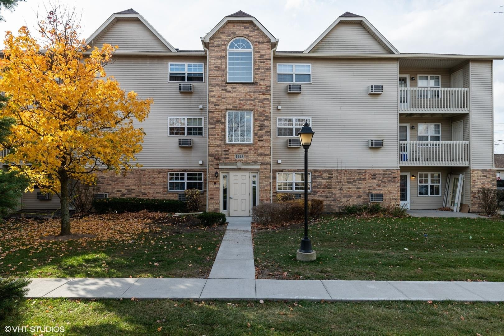 1443 SPRING BROOK Court #3C, Round Lake Beach, IL 60073 - #: 10932874
