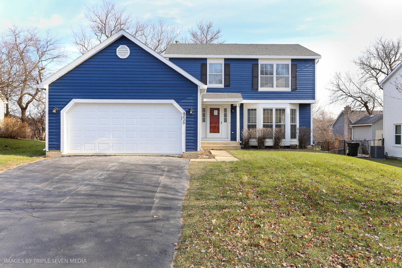 829 candlewood Trail, Cary, IL 60013 - #: 10634875