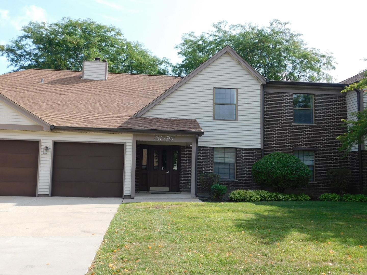 767 White Pine Road #767, Buffalo Grove, IL 60089 - #: 10841875