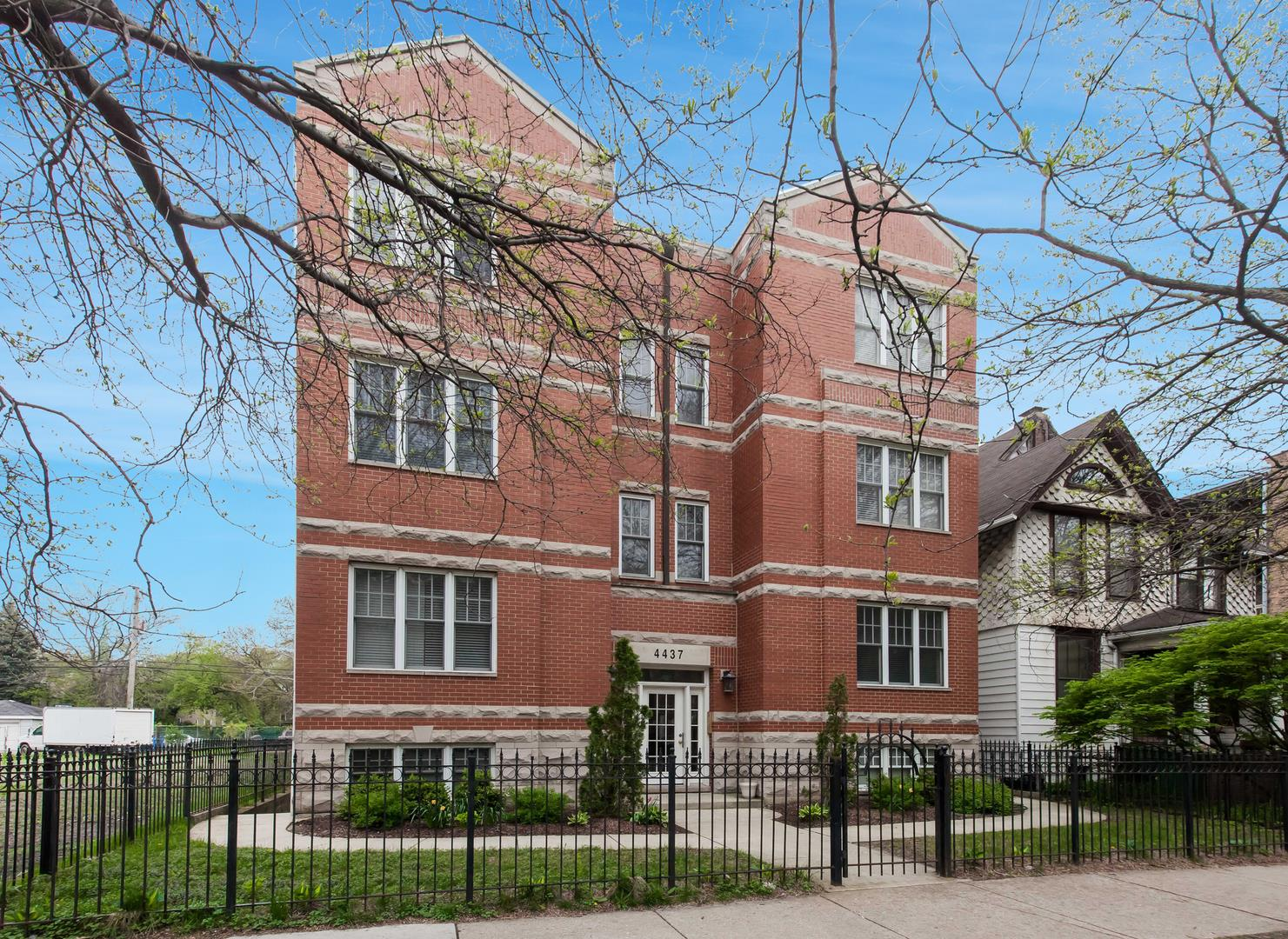 4437 N ASHLAND Avenue #2N, Chicago, IL 60640 - #: 10876875