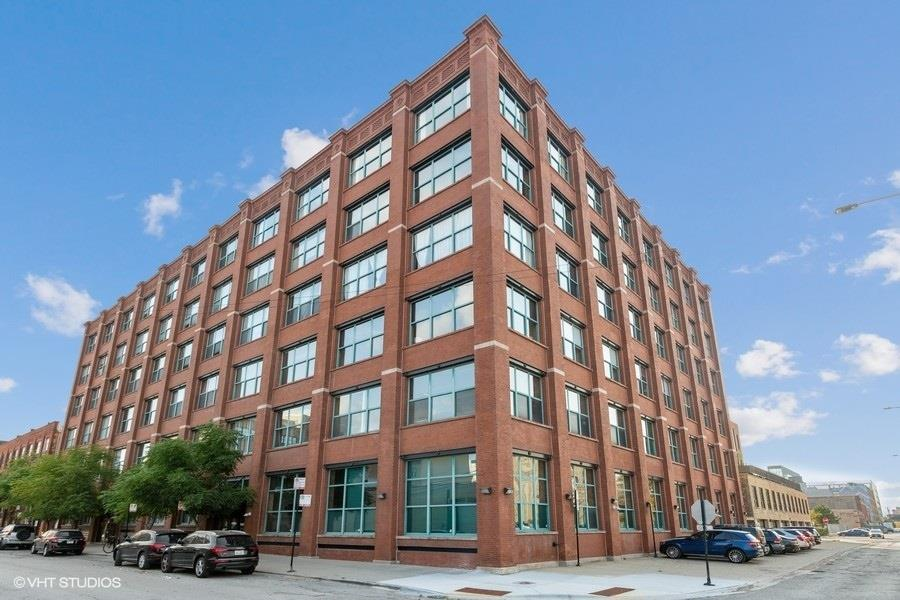 312 N May Street #6C, Chicago, IL 60607 - #: 10882875