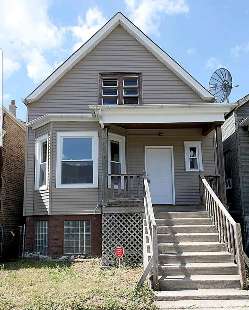 7128 S Carpenter Street, Chicago, IL 60621 - #: 10949875