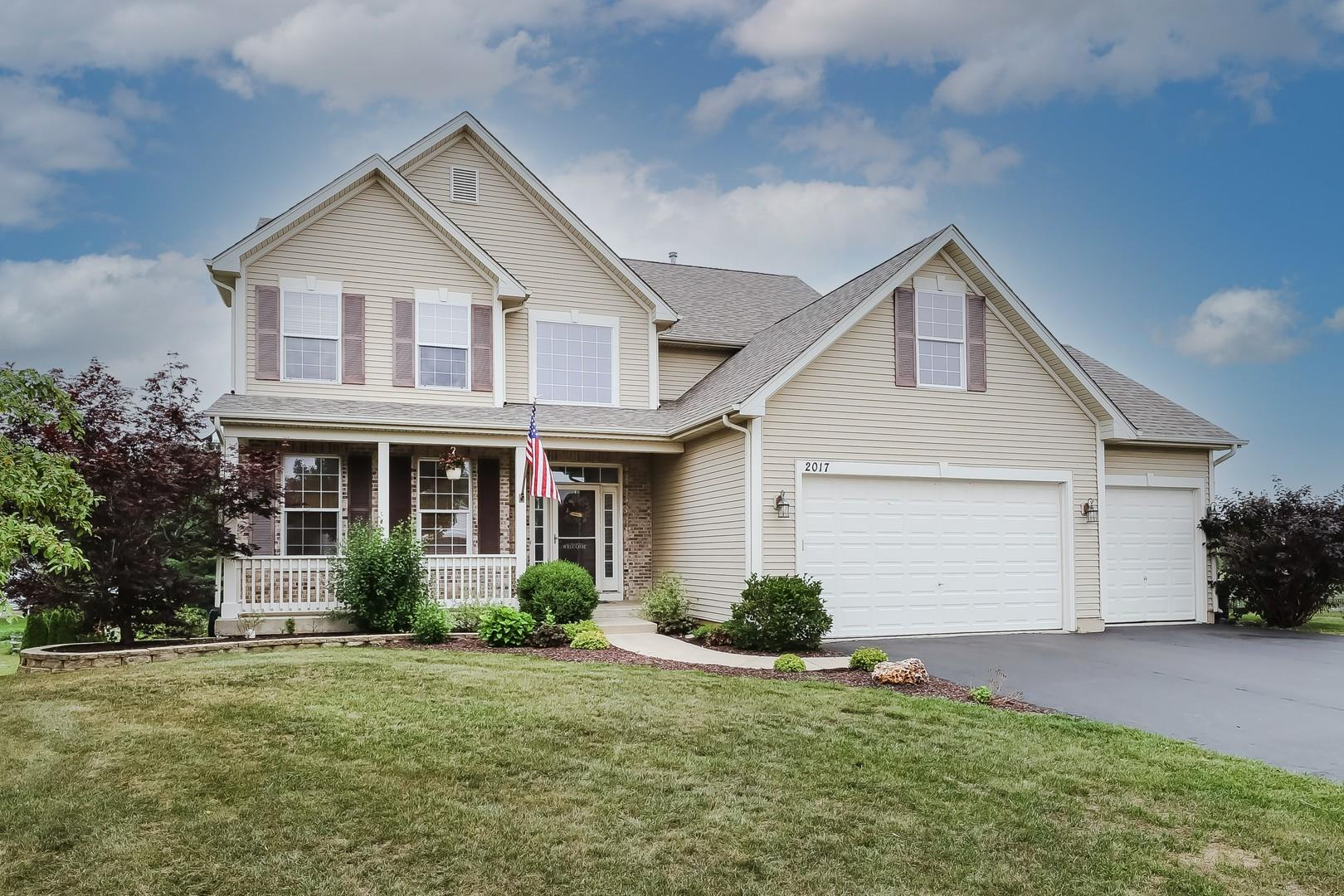2017 Tyler Trail, McHenry, IL 60051 - #: 11114876