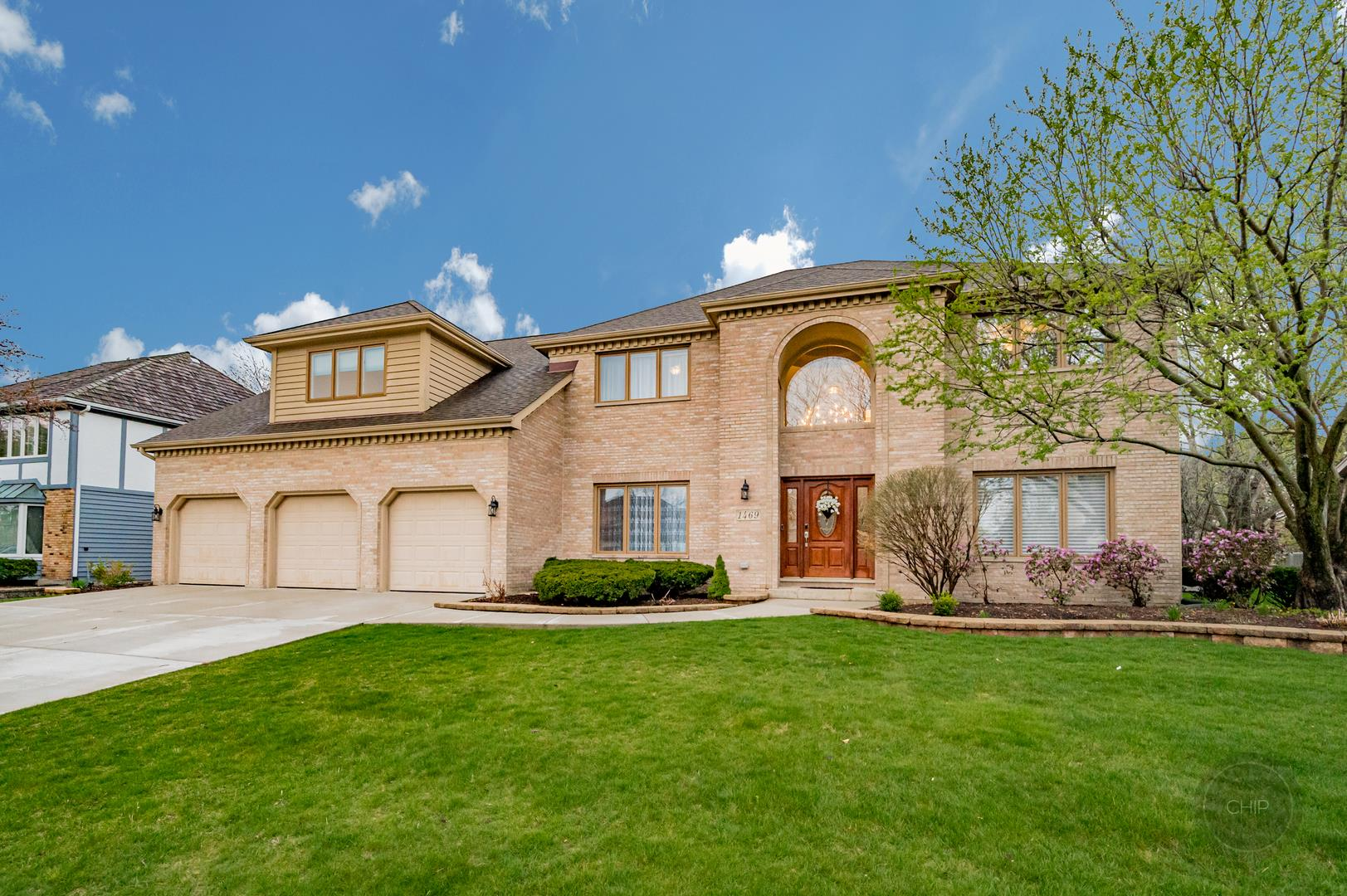 1469 Frenchmans Bend Drive, Naperville, IL 60564 - #: 11068877