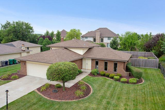 14158 S 84th Avenue, Orland Park, IL 60462 - #: 10484878
