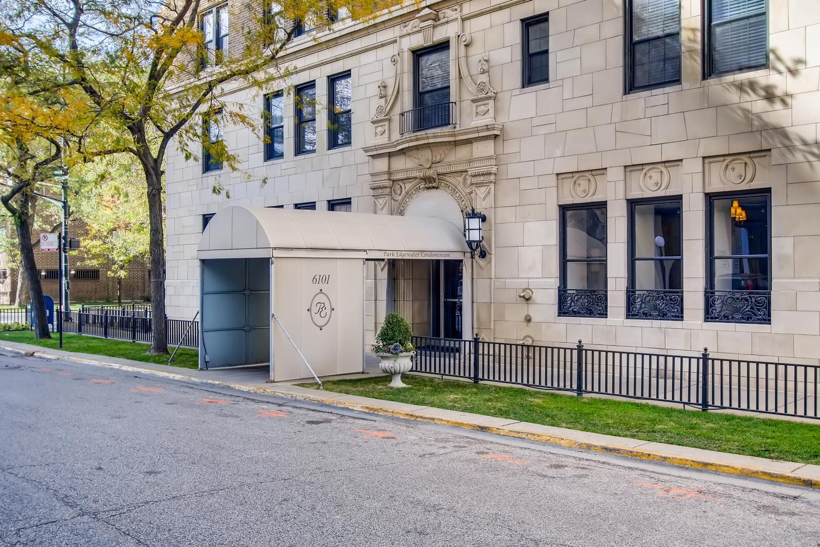 6101 N Sheridan Road #2D, Chicago, IL 60660 - #: 10963879