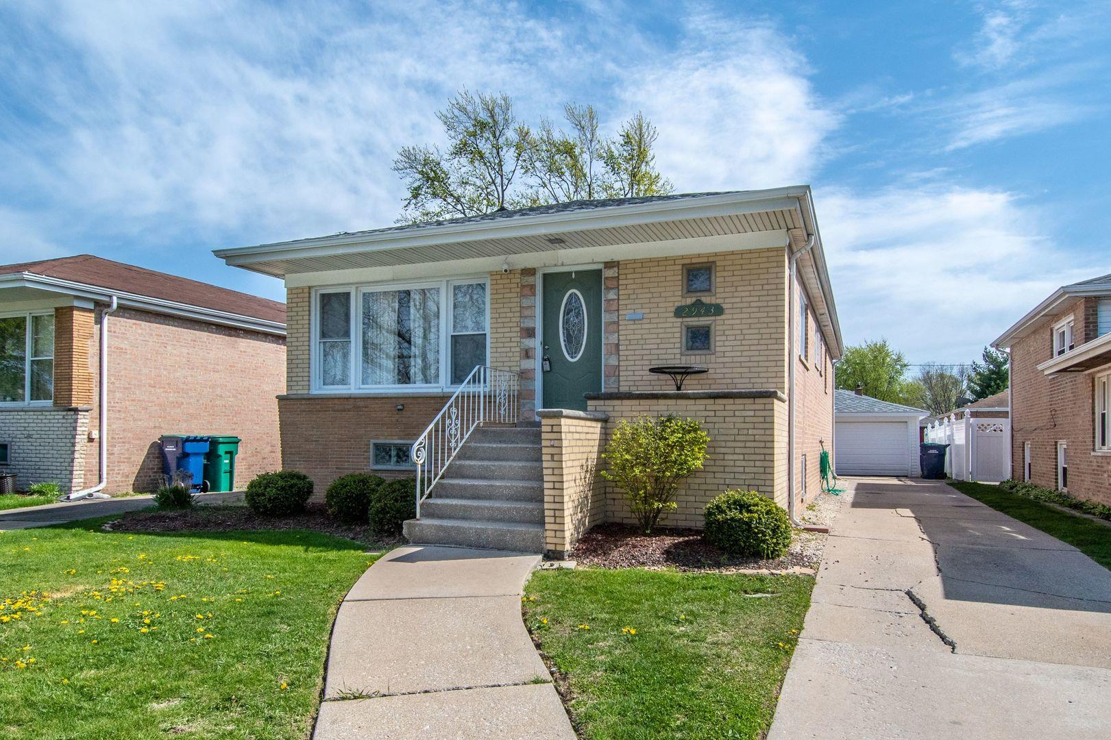 2943 W 100th Place, Evergreen Park, IL 60805 - #: 11054879