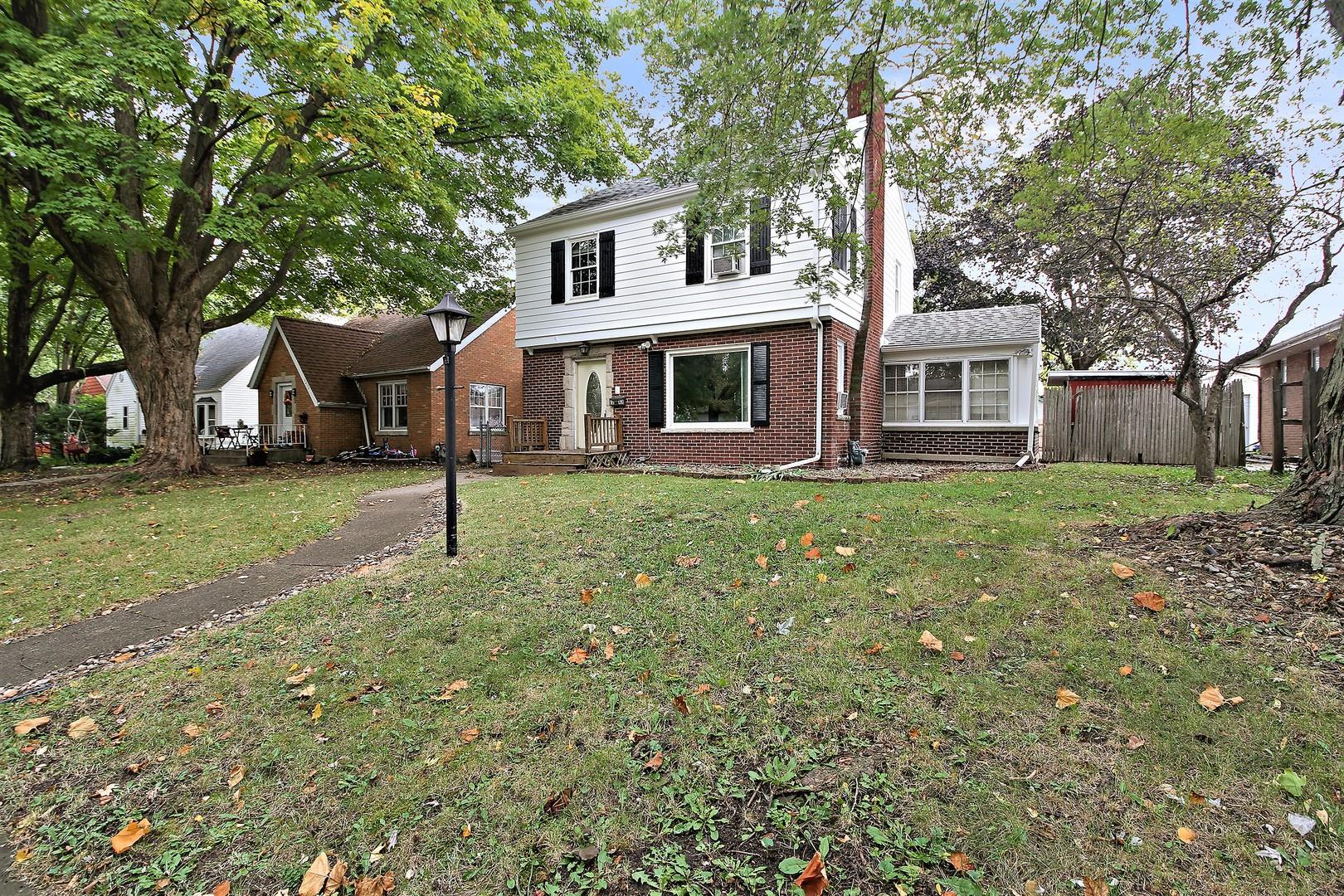 1242 S 3rd Avenue, Kankakee, IL 60901 - #: 10889881