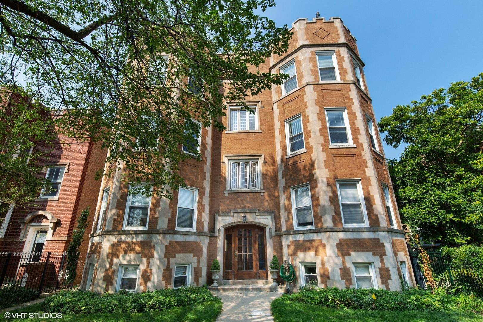 4922 N Rockwell Street #2S, Chicago, IL 60625 - #: 10835882