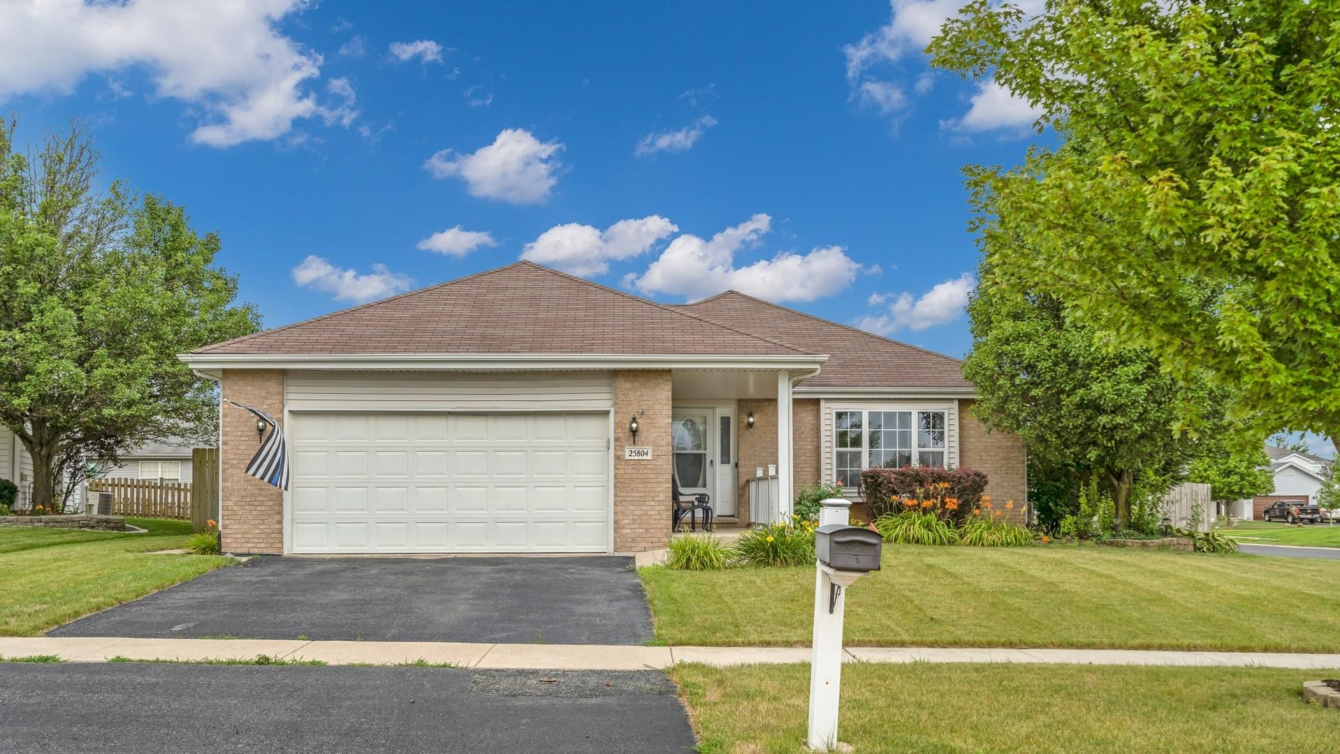 25804 S Hoover Court, Monee, IL 60449 - #: 10790883