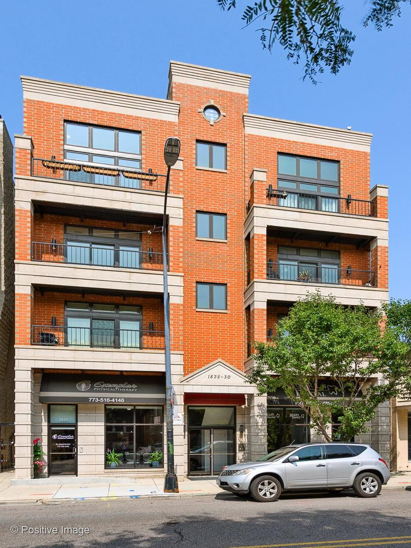 1830 W Foster Avenue #4W, Chicago, IL 60640 - #: 10878884