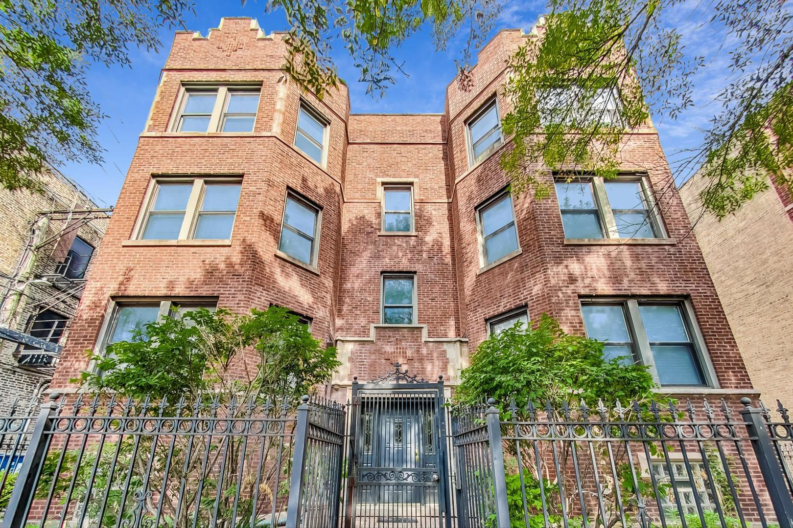 2716 N Sawyer Avenue #1B, Chicago, IL 60647 - #: 10851885