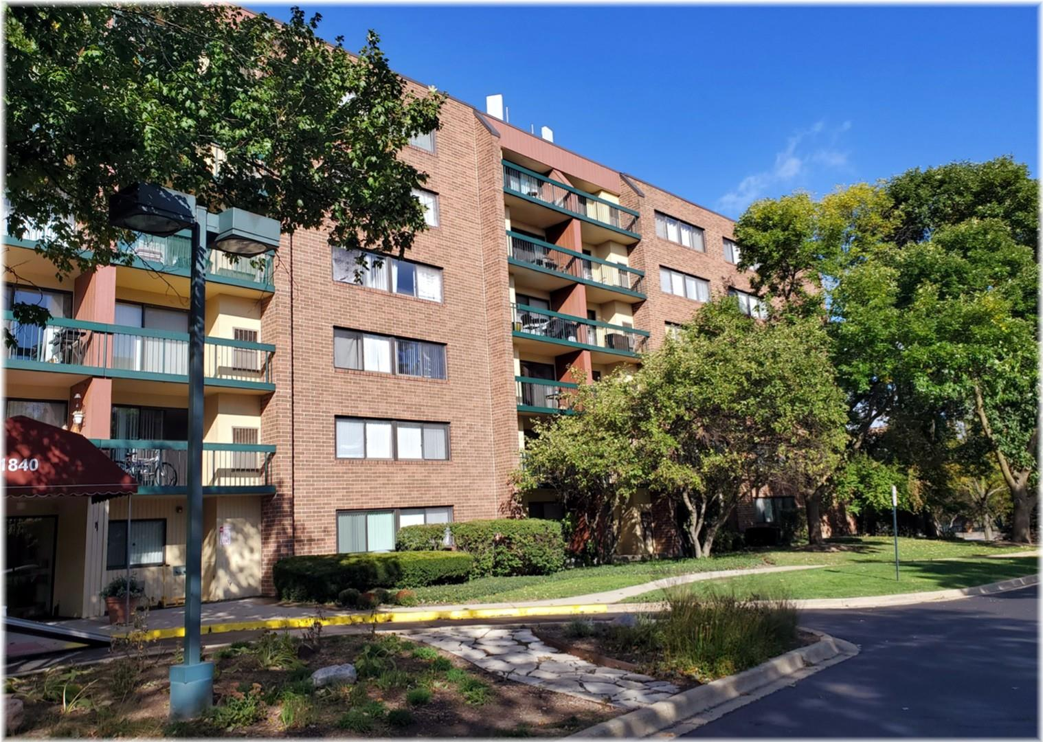 1840 Huntington Boulevard #513, Hoffman Estates, IL 60169 - #: 10851886