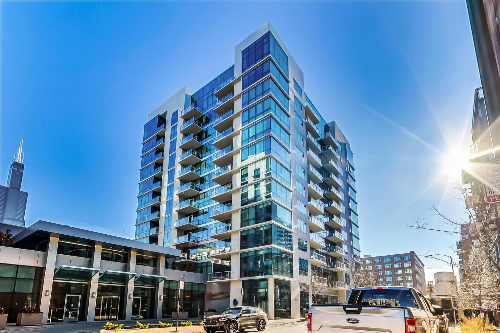 125 S GREEN Street #1107A, Chicago, IL 60607 - #: 10962888