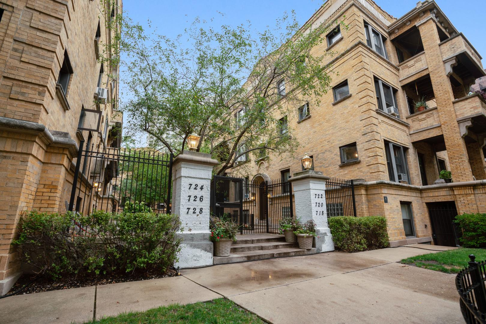 720 W Sheridan Road #1N, Chicago, IL 60613 - #: 10857889