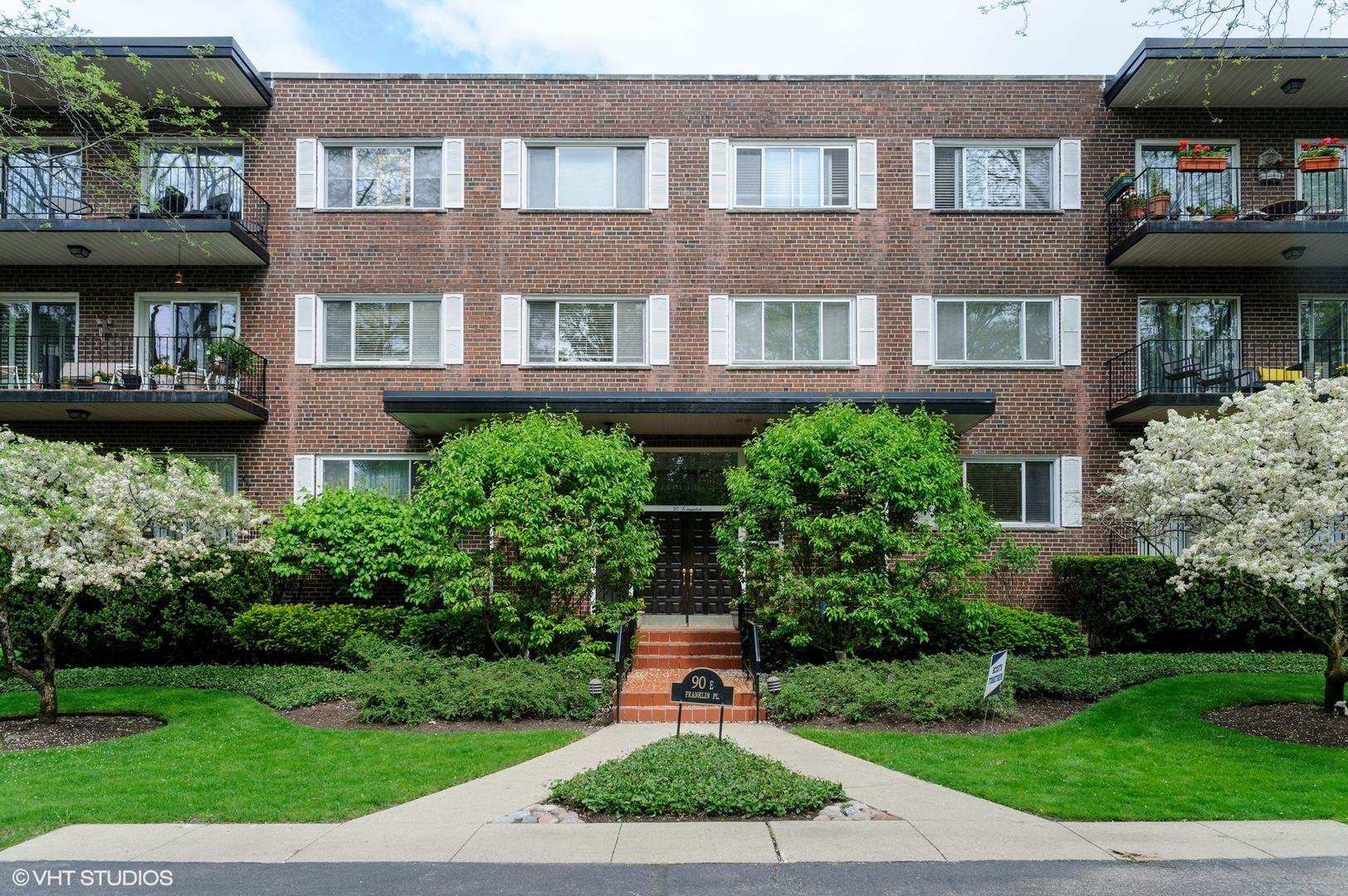 90 Franklin Place #108, Lake Forest, IL 60045 - #: 11030889
