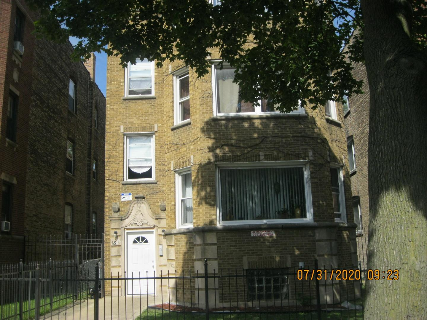 7838 S Winchester Avenue, Chicago, IL 60620 - #: 10802891