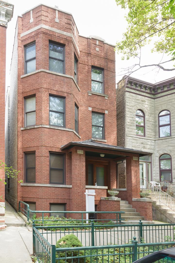 1747 N Honore Street, Chicago, IL 60622 - #: 11086891