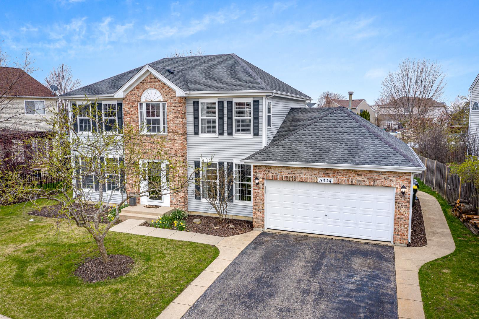 5514 Windgate Way, Lake in the Hills, IL 60156 - #: 10697893