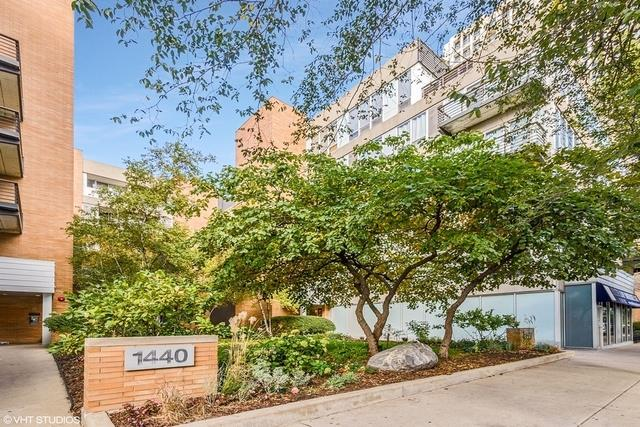 1440 S Michigan Avenue #412, Chicago, IL 60605 - #: 10934893