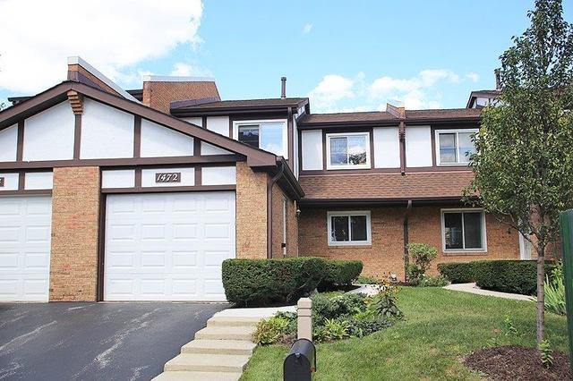 1472 Circle Court, Elk Grove Village, IL 60007 - #: 10683895