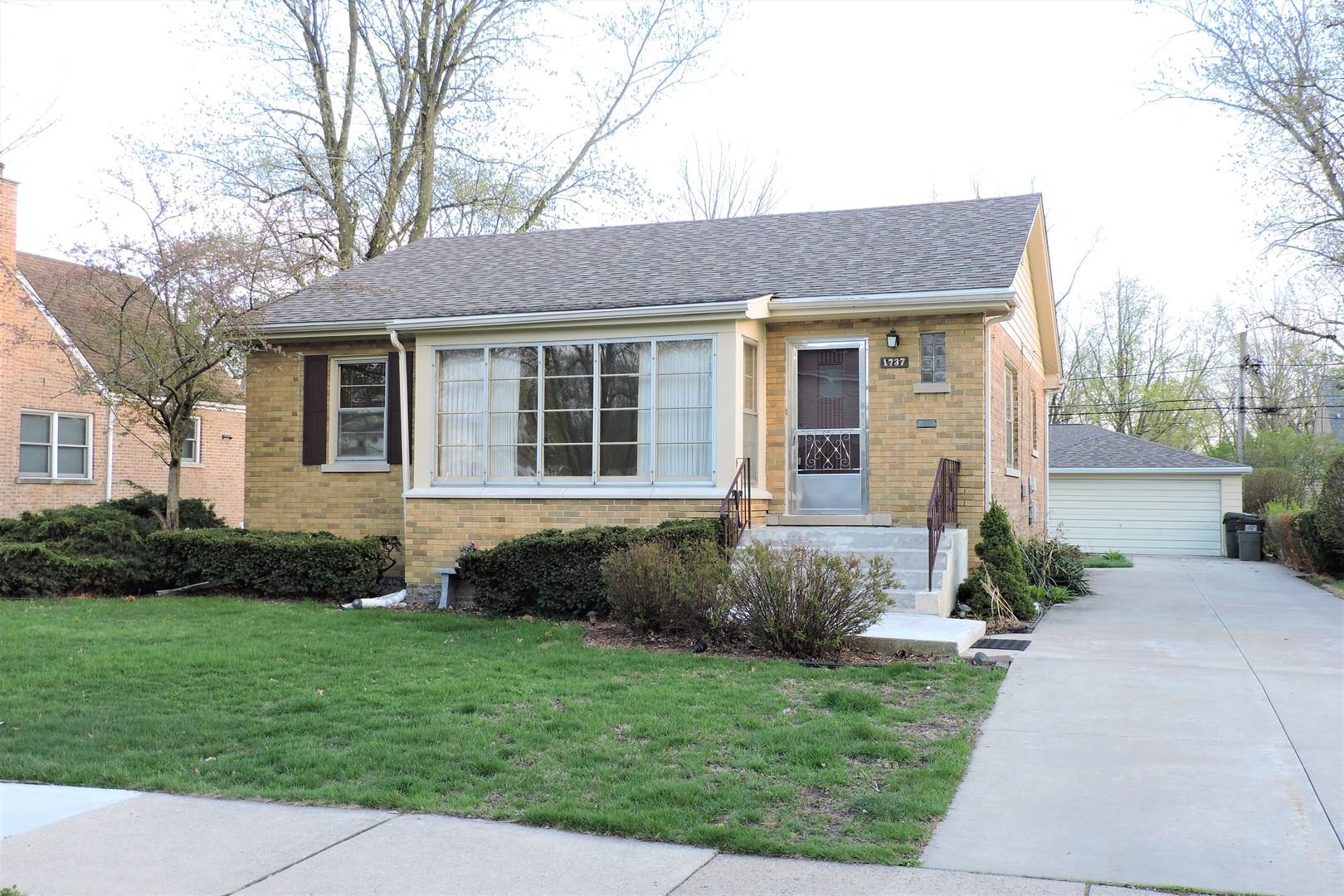 1737 186th Place, Homewood, IL 60430 - #: 11053895