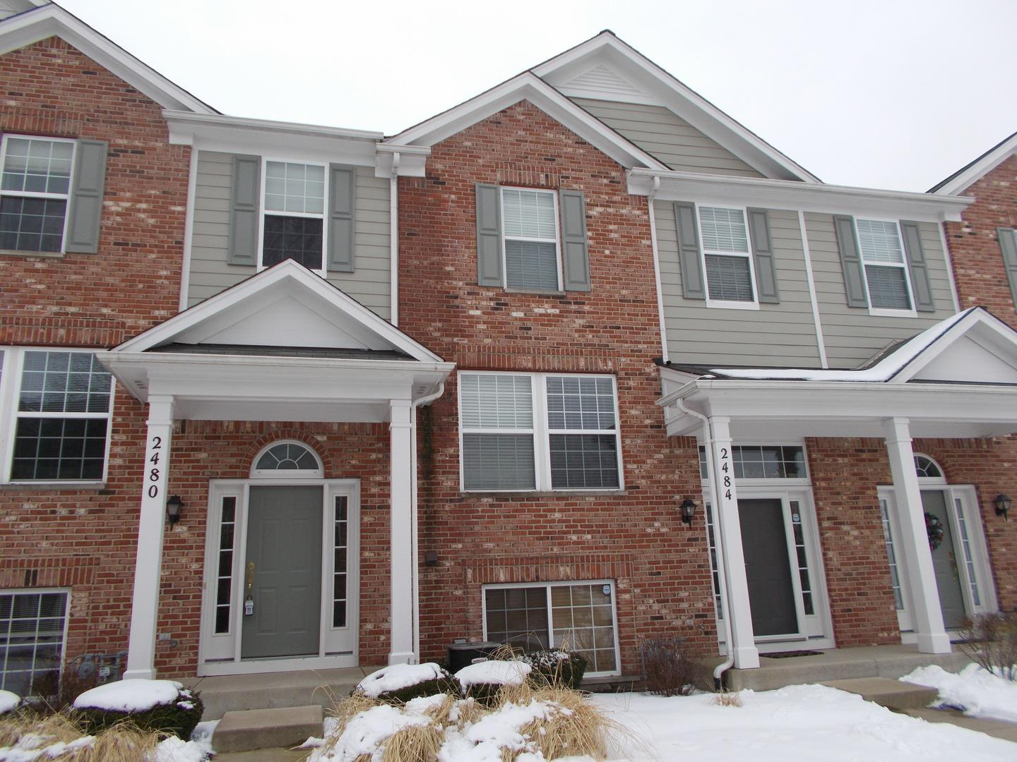 2480 Emily Lane #2480, Elgin, IL 60124 - #: 10592896