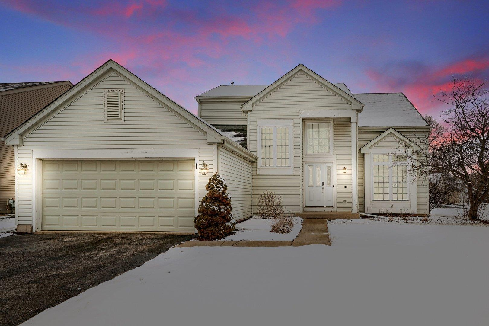 1 GAIL Court, Lake in the Hills, IL 60156 - #: 11018896