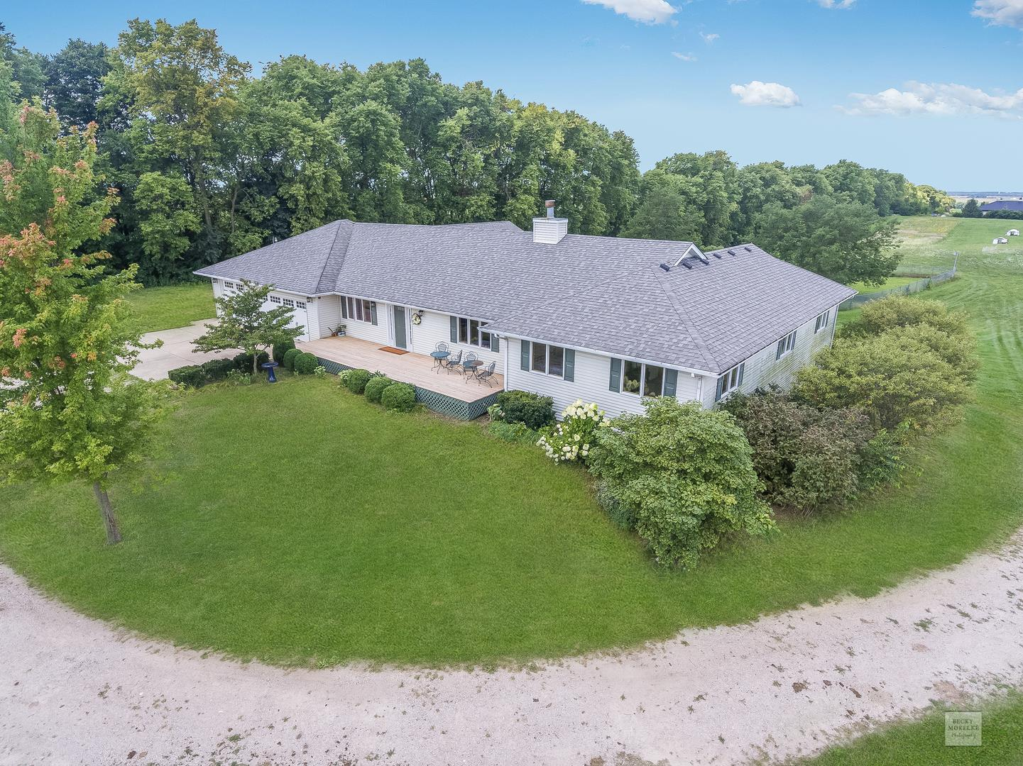 13979 Roods Road, Newark, IL 60541 - #: 10976900