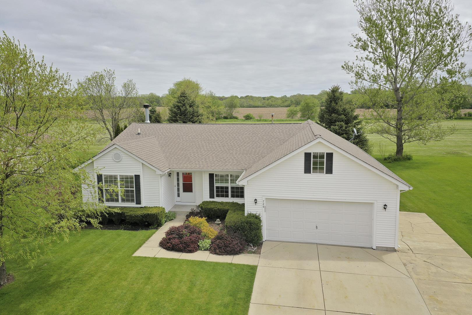 726 WHITMORE Trail, McHenry, IL 60050 - #: 10722901