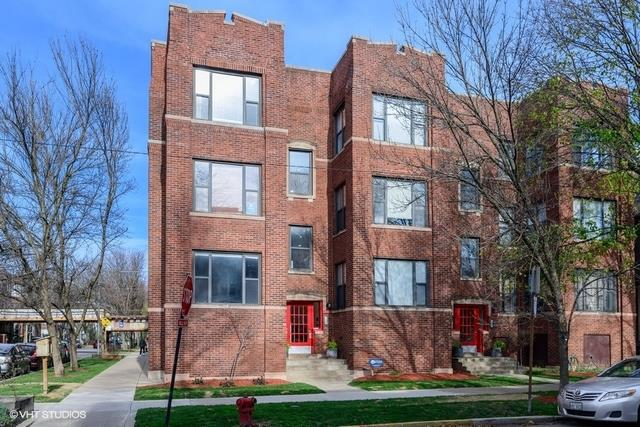2458 W Eastwood Avenue #1, Chicago, IL 60625 - #: 10939901