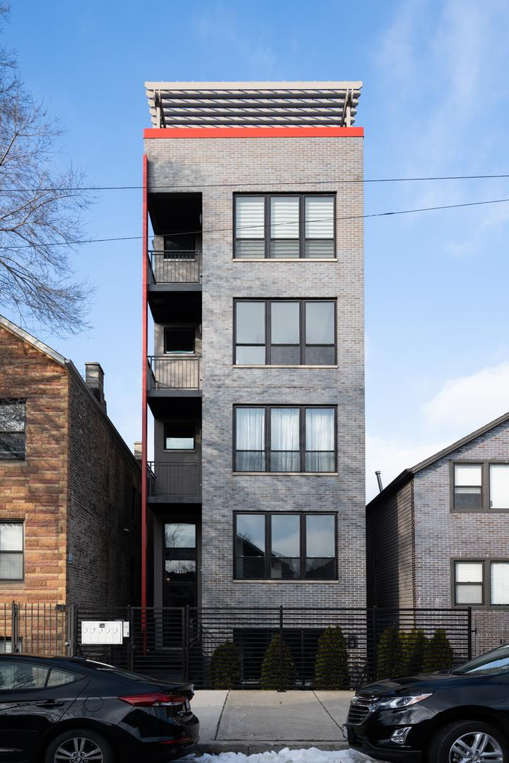 2108 W 18th Place #2, Chicago, IL 60608 - #: 10968901