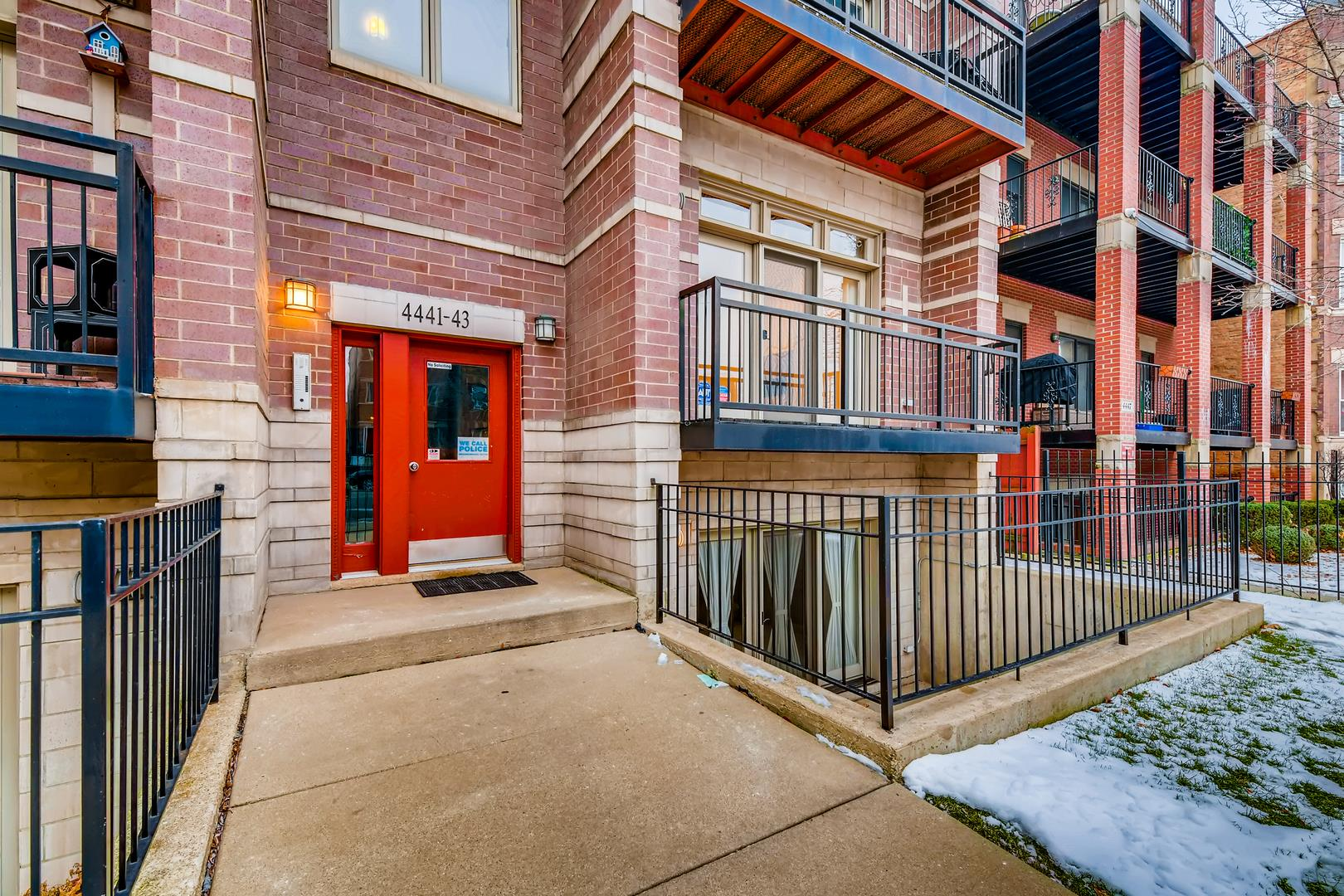 4443 S Indiana Avenue #1S, Chicago, IL 60653 - MLS#: 10966902