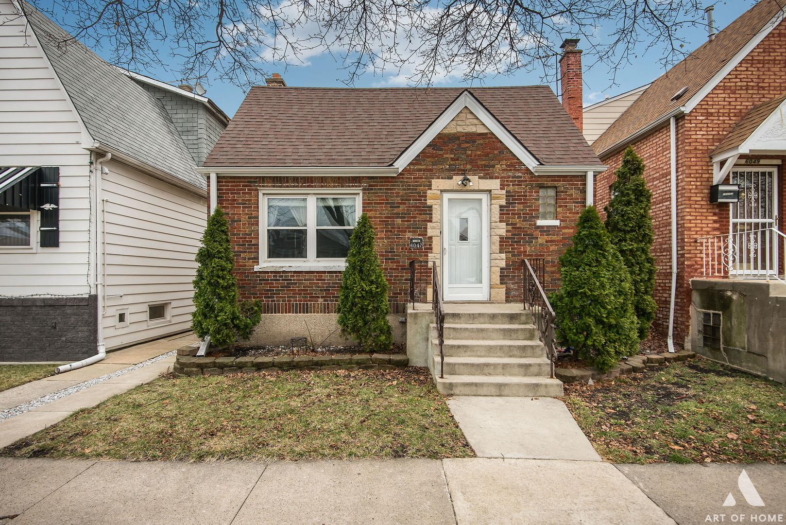 6047 S Monitor Avenue, Chicago, IL 60638 - #: 11025902