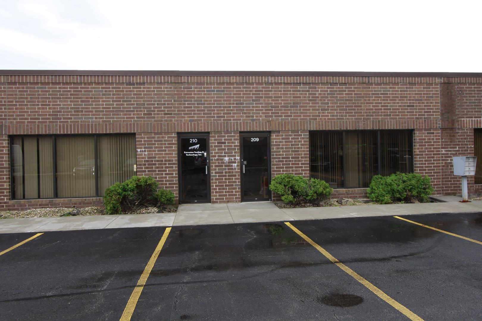 1000 N Rand Road #209-210, Wauconda, IL 60084 - #: 10770903
