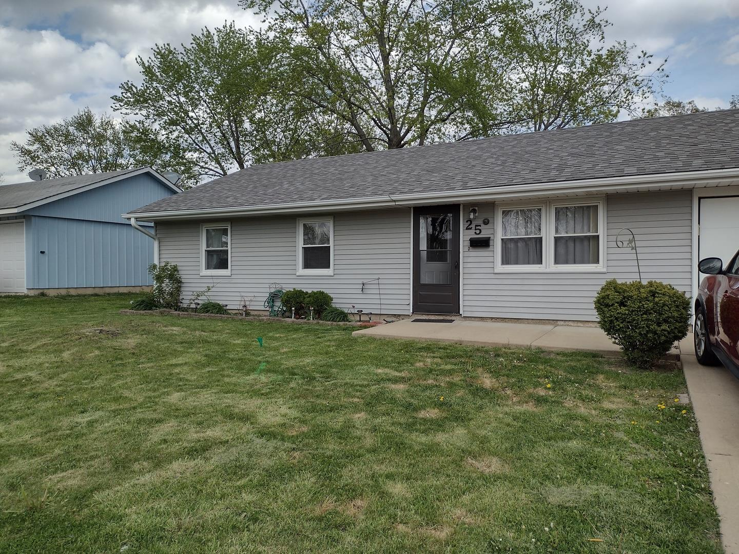 25 S Oltendorf Road, Streamwood, IL 60107 - #: 11074903