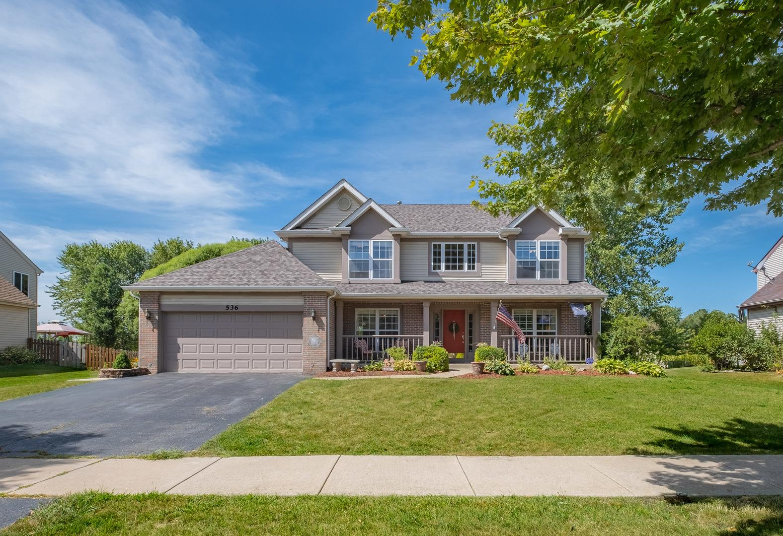 536 Brookhaven Circle, Sugar Grove, IL 60554 - #: 10847904